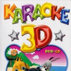Cine: KARAOKE INFANTIL 3D (ED. CATALANA). Lote 133690651