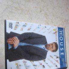 Cine: HOUSE TEMPORADA DOS - DISCOS 5 & 6 - UNIVERSAL 2007. Lote 133691686