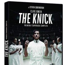 Series de TV: THE KNICK TEMPORADA 1 (4 DISCOS) - SERIE DVD - USADO (CARATULA Y AUDIO ESPAÑOL). Lote 133700674