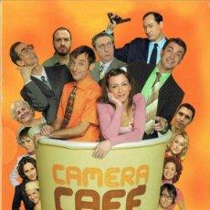 Cine: CAMERA CAFE TEMPORADA 1 DISCOS 3 Y 4 . Lote 133722198