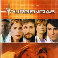 Cine: URGENCIAS SERIE 10 COMPLETA (6 DVD). Lote 133722754