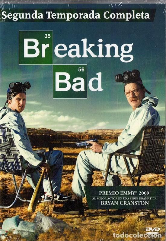 Breaking Bad Segunda Temporada Completa Precin Buy Tv Series On Dvd At Todocoleccion 133723118