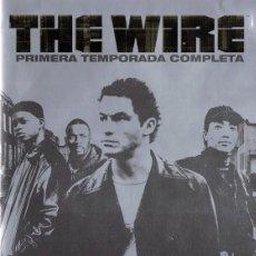 Series de TV: THE WIRE PRIMERA TEMPORADA COMPLETA . Lote 133725446