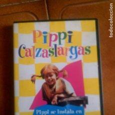 Series de TV: DVD DE LA SERIE PIPPI CALZASLARGAS N,1. Lote 134002142