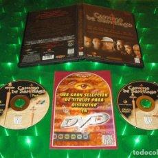 Series de TV: CAMINO DE SANTIAGO - 2 DVD - PRODUCCIONES JRB - ANTENA 3 TELEVISION - ANTHONY QUINN - PEPE SANCHO ... Lote 183466175