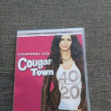 Series de TV: SERIE DVD - COUGAR TOWN - COURTENEY COX - TEMPORADA 1 - SPAIN. Lote 105571871