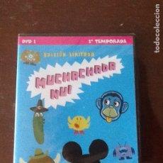 Series de TV: MUCHACHADA NUI PRIMERA TEMPORADA. Lote 134885469