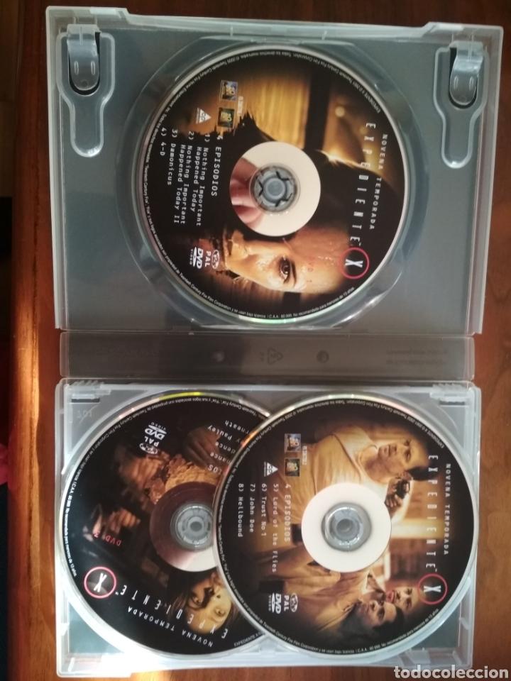 Series de TV: DVD EXPEDIENTE X TEMPORADA 9 INEDITA EN TV 7 DISCOS - Foto 3 - 134887738