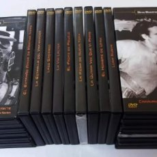 Series de TV: 26 DVD DE LA COLECCIÓN GRANDES OBRAS MAESTRAS DEL CINE.. Lote 134941506