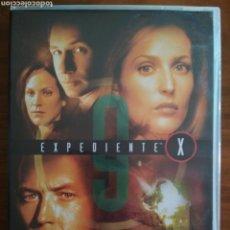 Series de TV: DVD EXPEDIENTE X TEMPORADA 9 INEDITA EN TV 7 DISCOS. Lote 134887738