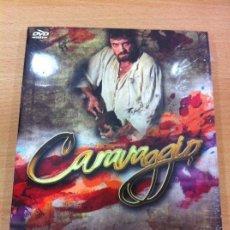 Series de TV: DVD MINISERIE EN CATALÁN: CARAVAGGIO (2007). PRECINTADO. Lote 162466182