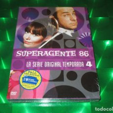 Series de TV: SUPERAGENTE 86 ( LA SERIE ORIGINAL - TEMPORADA 4 ) - DVD - PRECINTADA - HBO VIDEO. Lote 135244690