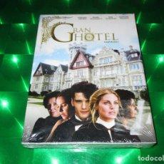 Series de TV: GRAN HOTEL ( TEMPORADA 1 ) - DVD - DIVISA - PRECINTADA - ADRIANA OZORES - AMAIA SALAMANCA .... Lote 135420434