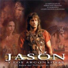 Series de TV: JASON Y LOS ARGONAUTAS : EN BUSCA DEL VELLOCINO DE ORO (JASON AND THE ARGONAUTS). Lote 140071992