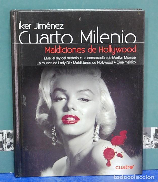 cuarto milenio, maldiciones de holliwood. libro - Comprar Series de ...