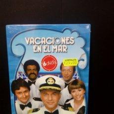 Séries TV: VACACIONES EN EL MAR DVD. Lote 136553038
