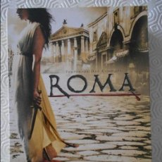Series de TV: ROMA. TEMPORADA DOS COMPLETA. ESTUCHE CON 5 DVD'S CON 10 CAPITULOS.. Lote 137118214