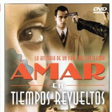 Series de TV: AMAR EN TIEMPOS REVUELTOS SEGUNDA TEMPORADA DVD Nº 5 . Lote 137292646