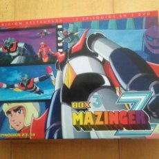 Series de TV: MAZINGER Z, CAPÍTULOS DEL 23 AL 34. Lote 137734188