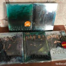 Series de TV: STARGATE ATLANTIS (SERIE COMPLETA - 5 TEMPORADAS) - DVD - NUEVO -. Lote 137914886