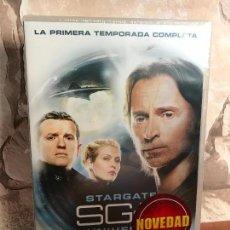 Series de TV: STARGATE UNIVERSE. LA PRIMERA TEMPORADA COMPLETA PRECINTADA . Lote 137926170