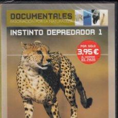 Series de TV: COLECCIÓN 18 DVD DOCUMENTALES FASCINACIÓN POR LA NATURALEZA. BBC/ELPAIS. INGLATERRA 2004.. Lote 137965454