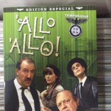 Series de TV: ALLO, ALLO. TEMPORADAS 1, 2, 3 Y 4.. Lote 137971345