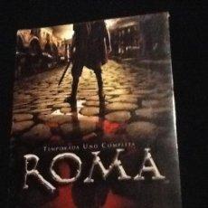 Series de TV: ROMA. TEMPORADA 1 COMPLETA. 5 DVDS. Lote 138002914