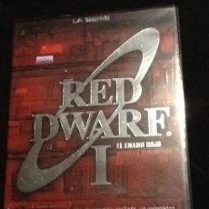 Series de TV: RED DWARF 1 TEMPORADA. DVD. Lote 138004990