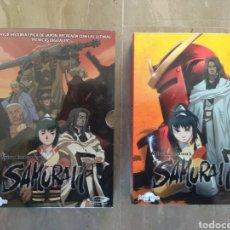 Series de TV: DVD. SAMURAI 7. ANIME COMPLETO.. Lote 138008265