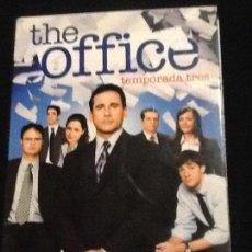 Series de TV: THE OFFICE TEMPORADA TERCERA COMPLETA DVD. Lote 138035430