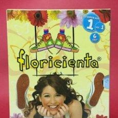 Series de TV: PACK 6 DVDS FLORICIENTA VOL 1. Lote 171450444