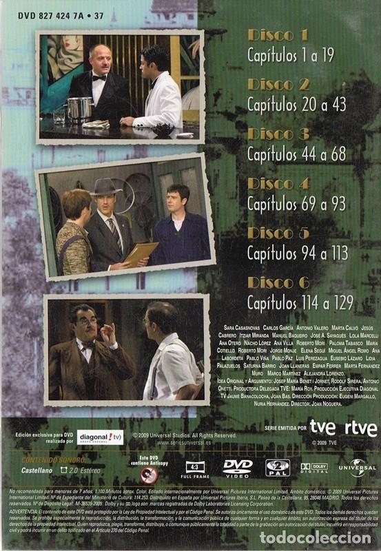 Series de TV: AMAR EN TIEMPOS REVUELTOS DISCOS 1 AL 6 - Foto 2 - 139012774