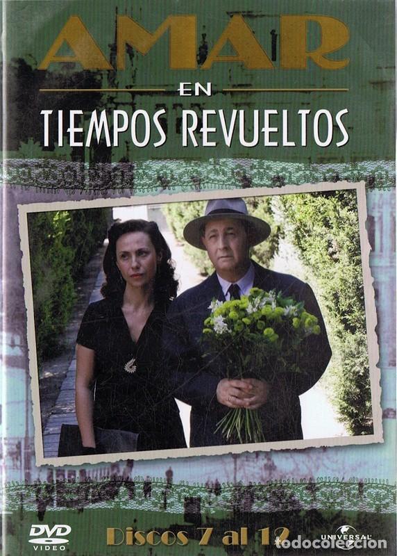 AMAR EN TIEMPOS REVUELTOS DISCOS 7 AL 12 (Series TV en DVD)