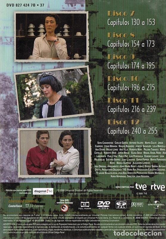 Series de TV: AMAR EN TIEMPOS REVUELTOS DISCOS 7 AL 12 - Foto 2 - 139013158