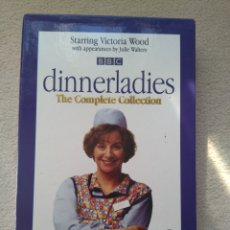Series de TV: DVD - DINNER LADIES - THE COMPLETE COLLECTION - IDIOMA INGLÉS. Lote 139033828