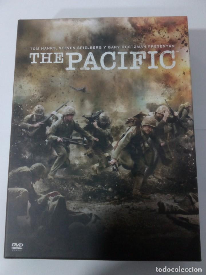 THE PACIFIC EDICIÓN COLECCIONISTA, 6 DVDS, DESCATALOGADA (Series TV en DVD)