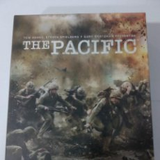 Series de TV: THE PACIFIC EDICIÓN COLECCIONISTA, 6 DVDS, DESCATALOGADA. Lote 139259906