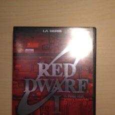 Series de TV: ENANO ROJO, RED DWARF, PRIMERA TEMPORADA. Lote 140034213