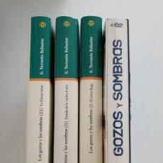 Series de TV: LOS GOZOS Y LAS SOMBRAS. Lote 140079778