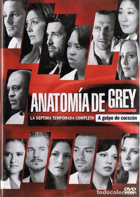 anatomía de grey temporada 7 completa a golpe d - Comprar Series de ...