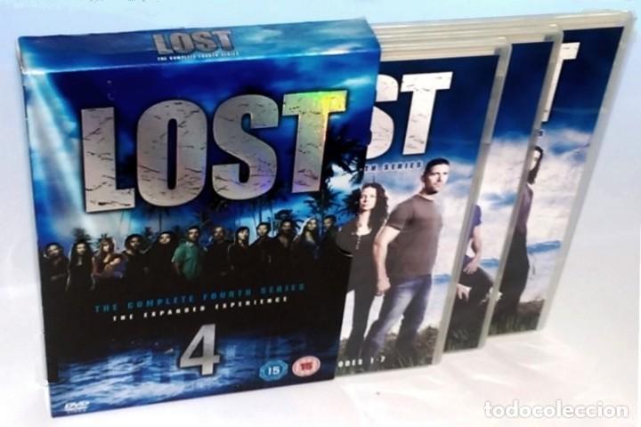 d000 - lost. perdidos. cuarta temporada complet - Kaufen ...