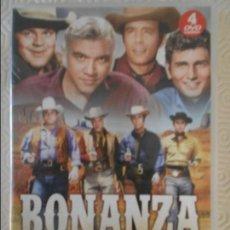 Series de TV: BONANZA. DVD 1 CON CUATRO EPISODIOS: UNA ROSA PARA LOTTA. LA MUERTE DE SUN MONTANA. LOS FORASTEROS. . Lote 140151130