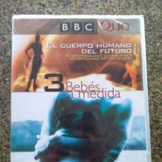 Series de TV: DVD -- EL CUERPO HUMANO DEL FUTURO - Nº 3 -- BEBES A MEDIDA -- NUEVO -- . Lote 140165250