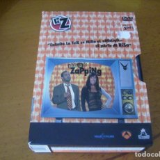 Series de TV: HOMO ZAPPING / 3 DVD DESCATALOGADA. Lote 140227734