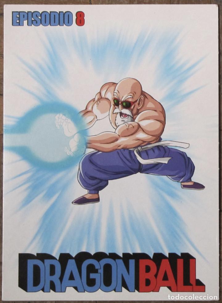 DVD DRAGONBALL DRAGON BALL MARCA EPISODIO 8 (Series TV en DVD)