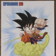 Series de TV: DVD DRAGON BALL MARCA EPISODIO 29. Lote 140367710