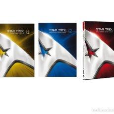 Series de TV: STAR TREK: LAS SERIES ORIGINALES: TEMPORADA UNO, DOS Y TRES: EDICION REMASTER. Lote 140429418