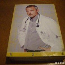 Series de TV: HOSPITAL CENTRAL / TEMPORADA 12 COMPLETA 5 DVD. Lote 140435978