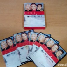 Series de TV: NIP TUCK 1A TEMPORADA COMPLETA 5 DVD. Lote 140540434